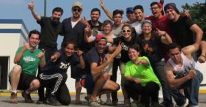 Equipo completo Huahuas 2016, falta la Kuba